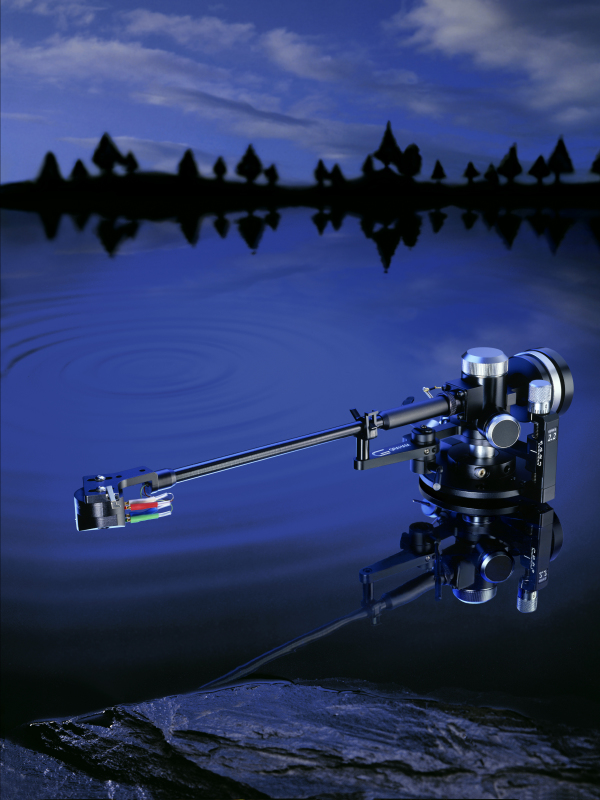 Graham Tonearm On Lake