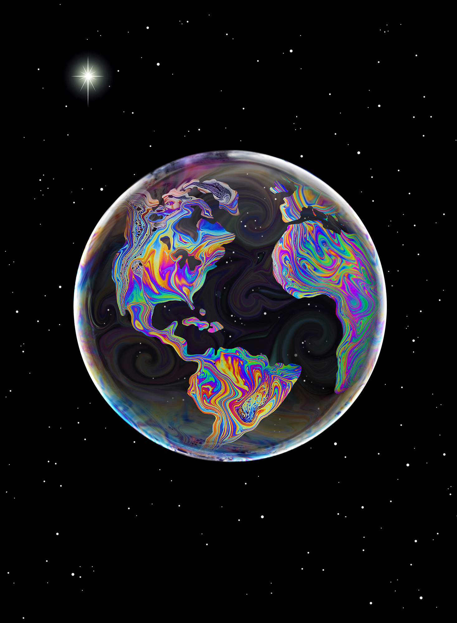 Bubble Earth